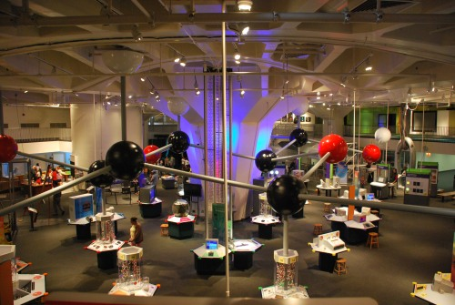 Interactive Exhibits at the New York Hall of Science