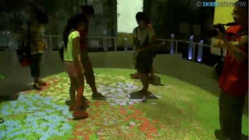 Snibbe Interactive Environment